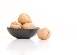 walnuts in a bowl, how to improve your English speaking